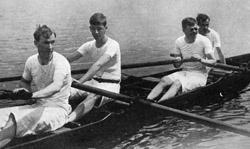 St dunstans rowing