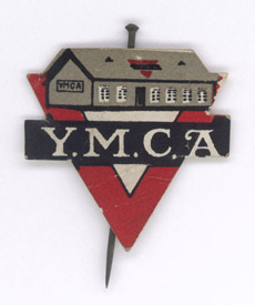 YMCA badge