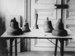 Bells german captured