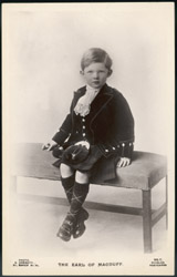Royal war babies maduff kilt