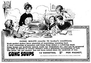 Readymeal gong children