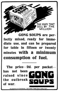 Readymeals gong 2