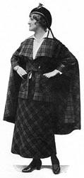 Kilt fashion photo