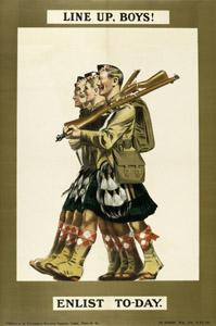 Kilt poster