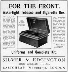 Smokes watertight box