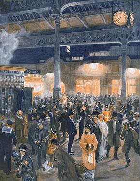 Dadd victoria station
