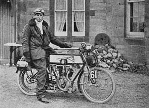 AF Wilding motorcycle definite