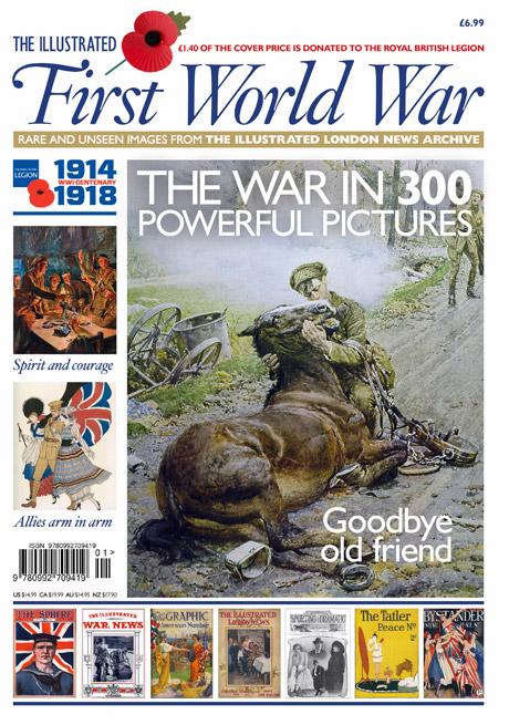 WW1 bookazine jpeg cover