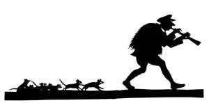 Rats oakley silhouette