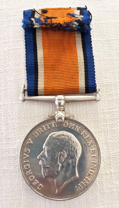 Aubrey medal