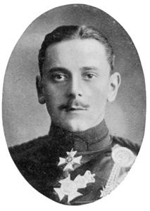 Maurice portrait