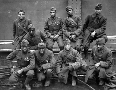 Black poppies harlem hellfighters croix