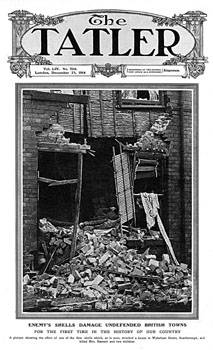 Bombardment tatler cover