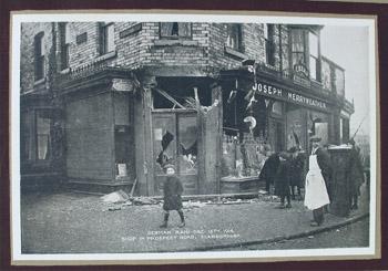 Bombardment merryweather shop photo