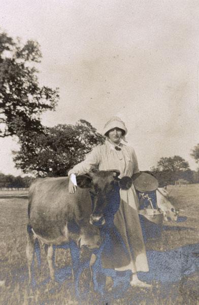 Aubrey 19 lucy as farm worker